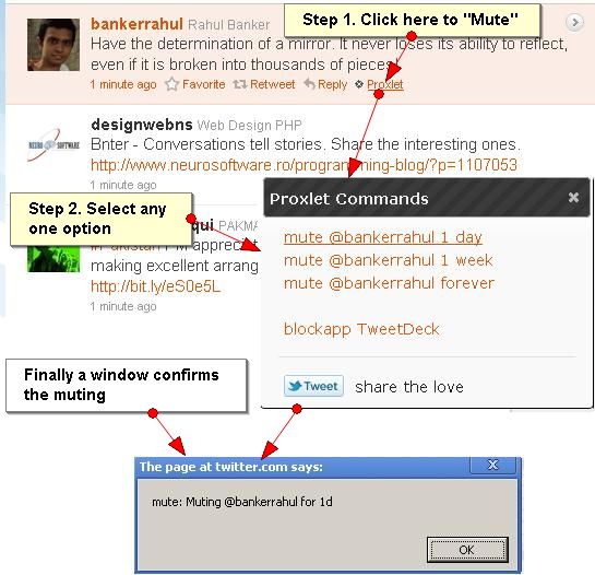 2 Proxlet chrome final 4 Best Chrome Extensions to Mute any Tweeter
