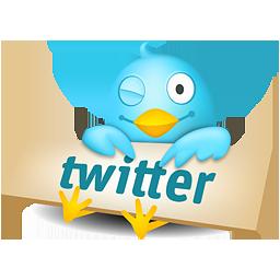 Siga os autores das postagens no Twitter