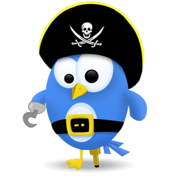 twitter pirate 256 6 Types Of Retweets On Twitter